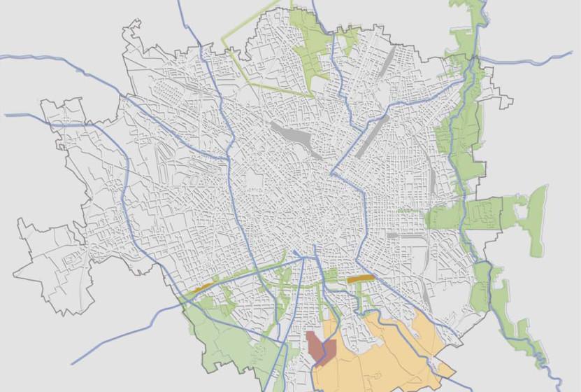 Locandina convegno Connettività Urbana