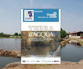 Locandina evento Terre d'Acqua
